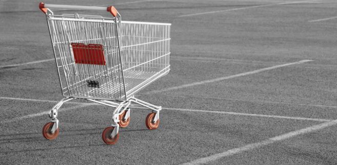wózek-market-handel
