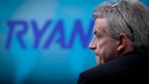 Prezes Ryanair Michael OLeary