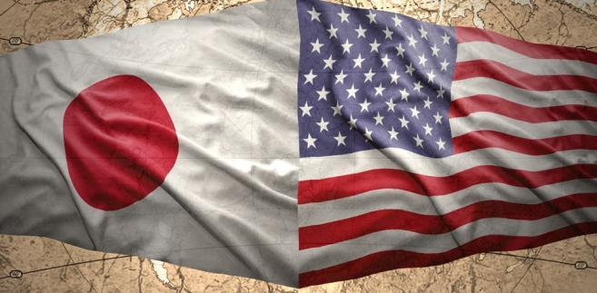 USA i Japonia