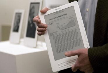 E-czytnik Kindle firmy Amazon