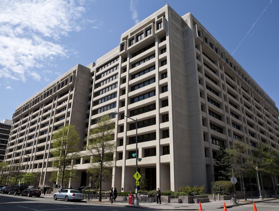 Siedziba Międzynarodowego Funduszu Walutowego w Waszyngtonie
