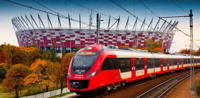 Impuls Newagu dka SKM Warszawa