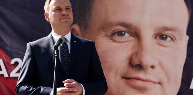 Andrzej Duda prezydent elekt