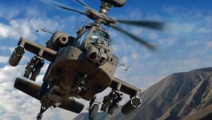 AH-64 Apache Guardian
