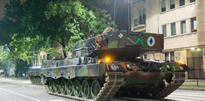 czołg leopard2a4