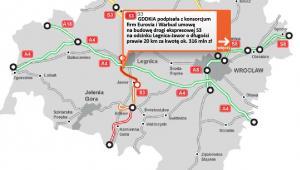 S3 - Legnica - Jawor