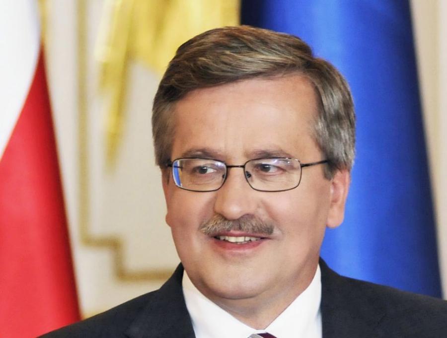 Bronisła Komorowski
