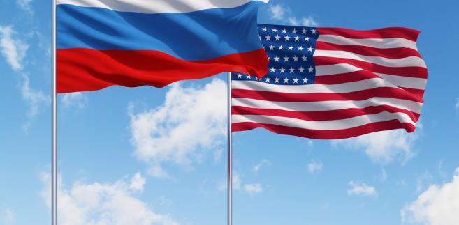 USA Rosja