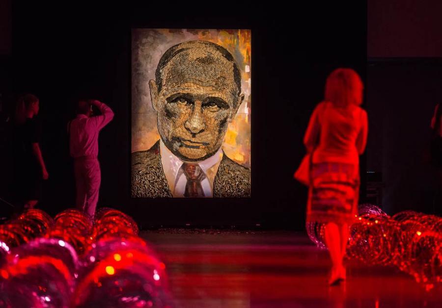Władimir Putin Fot. Drop of Light / Shutterstock.com