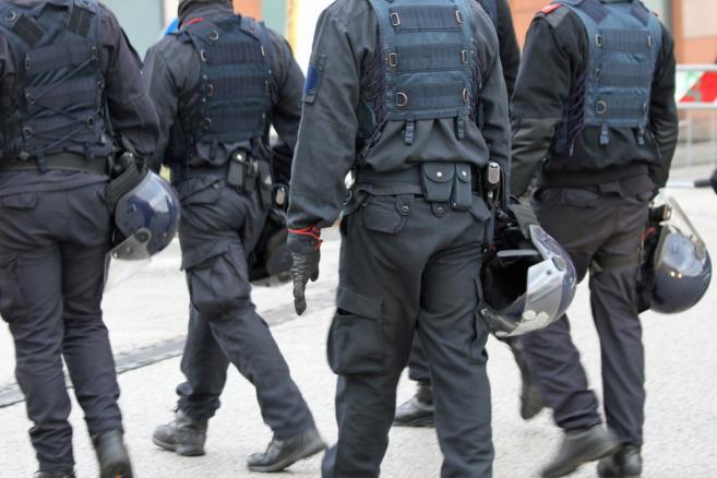 Służby specjalne/ policja