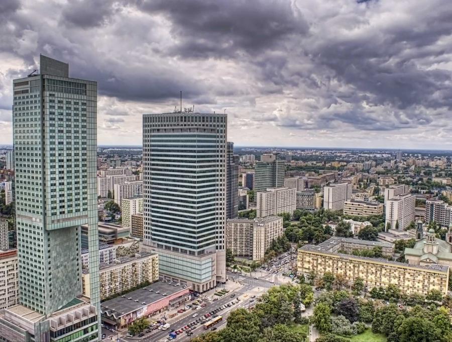 Warszawa, Polska Fot. sxc.hu, autor: dariuszman
