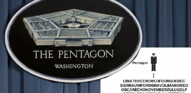 Pentagon - wiadomość