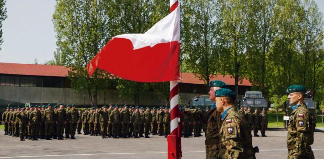 Przez dziesięć miesięcy tego roku na zagraniczne misje wojska wydaliśmy 50 mln zł fot. Jarosław Małkowski/East News