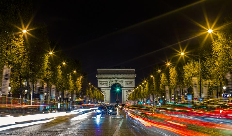 Paryż, Francja