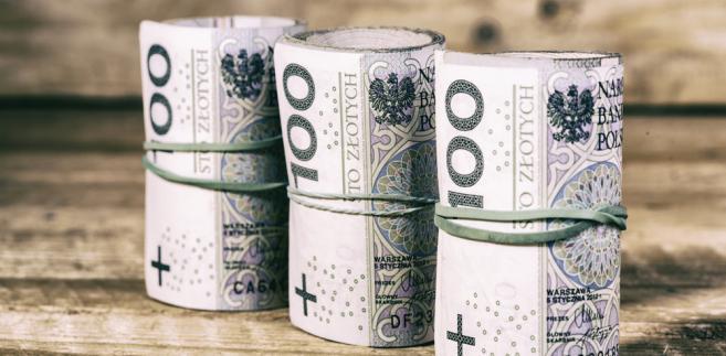 pieniądze, kasa, banknot