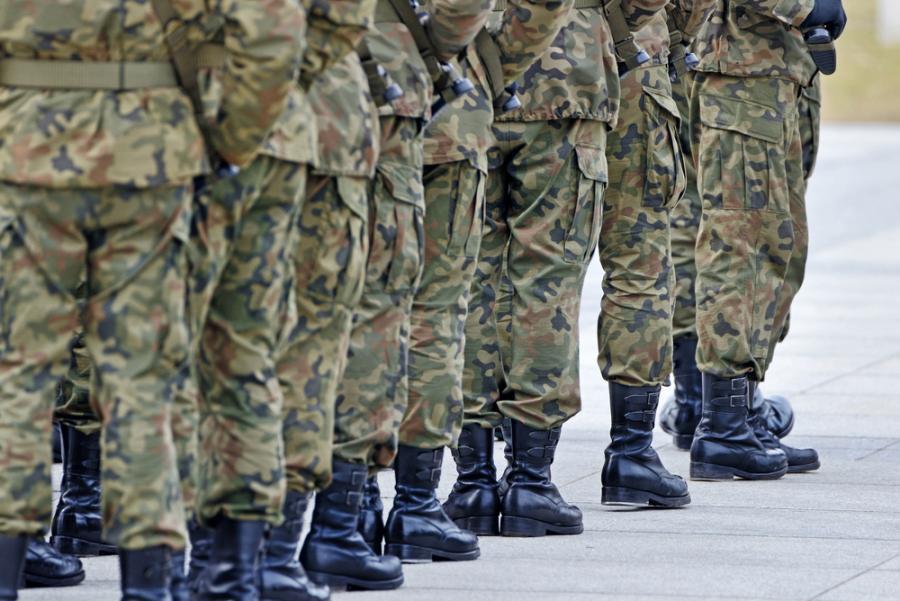 wojsko polskie żołnierz
