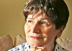 Anna Wolff-Powęska politolog z SWPS, była dyrektor Instytutu Zachodniego w Poznaniu fot. Piotr Skornicki/Agencja Gazeta
