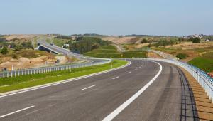 Odcinek drogi ekspresowej S19. Źródło: GDDKiA