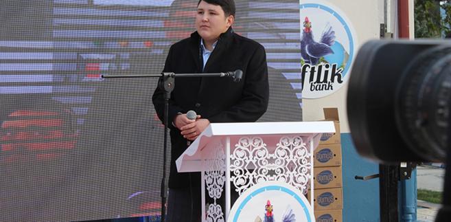 Mehmet Aydin Fot.: Salih Unal/Ciftlik Bank