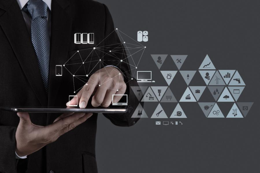technologia, cyberbezpieczeństwo, sieć, internet