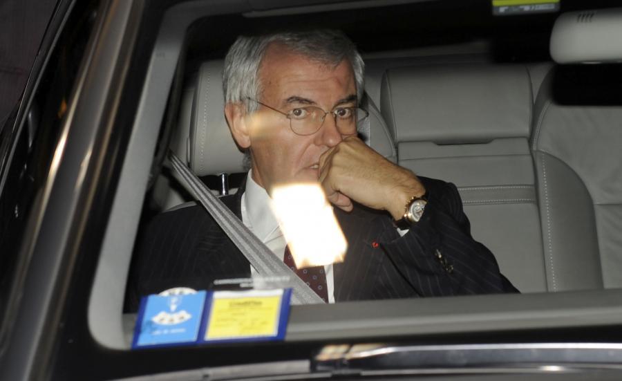 Szef UniCredit Alessandro Profumo