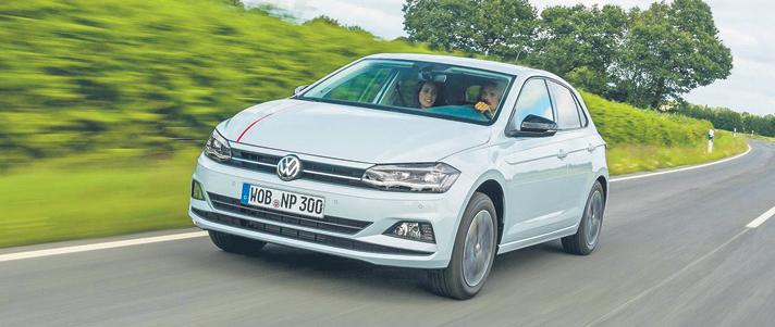 VW polo 1.0 TSI fot. mat. prasowe (2)