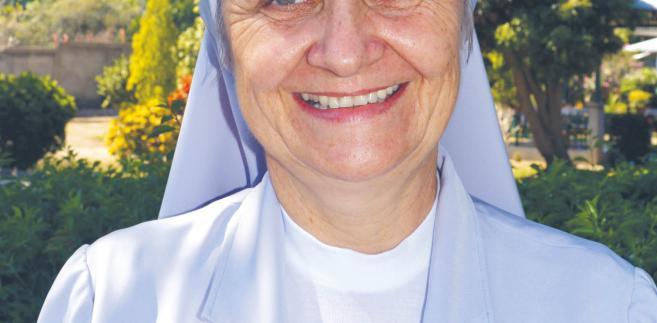 s. Joanna Goik salezjanka, mieszka w Timorze Wschodnim, dyrektorka Centrum Jana Pawła II w Dili fot. mat. prasowe