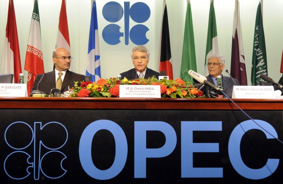 Chakib Khelil szef OPEC