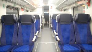 Spalinowy pociąg Link dla Deutsche Bahn, fot. Krzysztof Śmietana