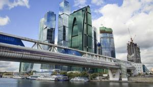 Moskwa, International Business Center (MIBC) Fot. Shutterstock