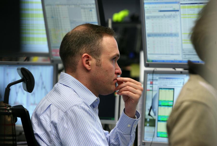 GPW cierpi przez banki