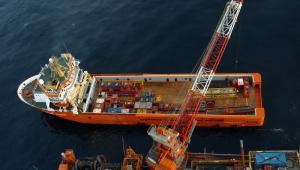 platforma wiertnicza, statek