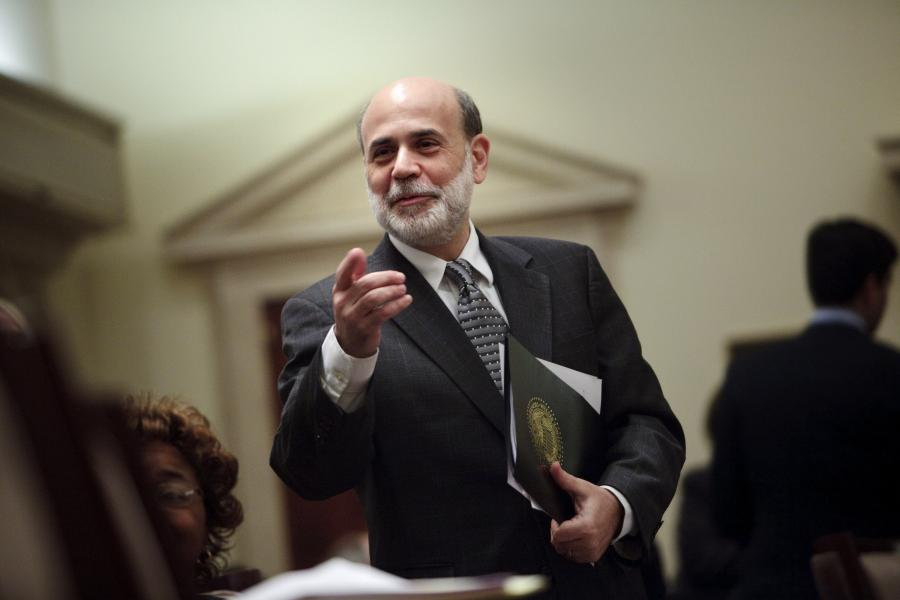 Bernanke ostrzega