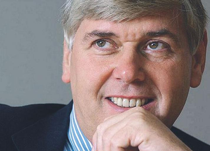 David Childs, globalny partner zarządzający firmą Clifford Chance Fot. Bloomberg