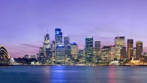 Sydney (Australia), autor: Diliff, licencja: Creative Commons Attribution-Share Alike 3.0 Unported