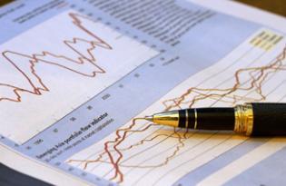 Wykres funduszy