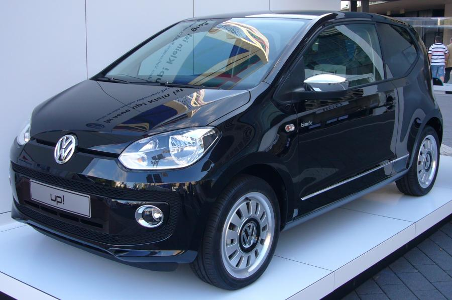 Volkswagen up! autor:Overlaet, licencja: Creative Commons Attribution-Share Alike 3.0 Unported