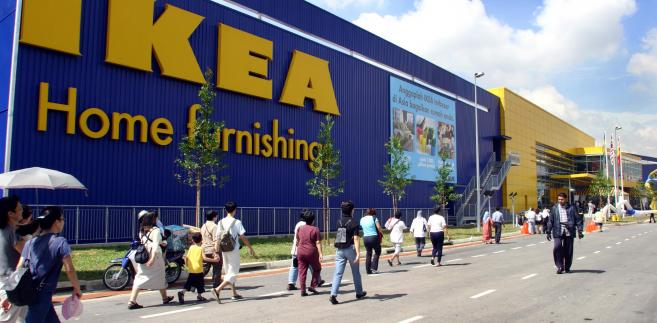 Ikea, fot. Goh Seng Chong/Bloomberg