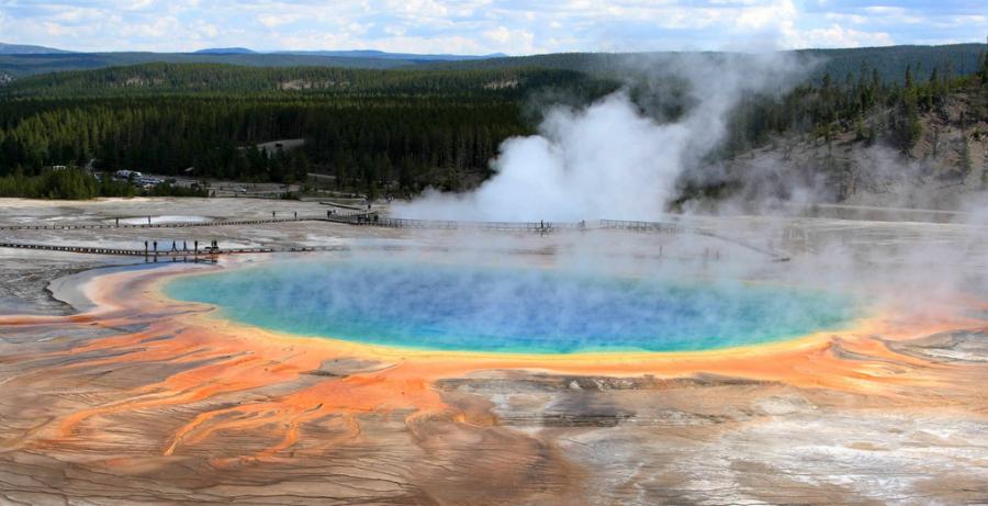 Park Yellowstone fot.flickr/Alaskan Dude