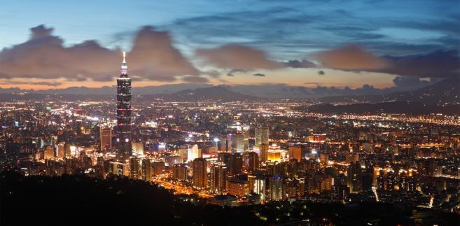 Stolica Tajwanu - Taipei
