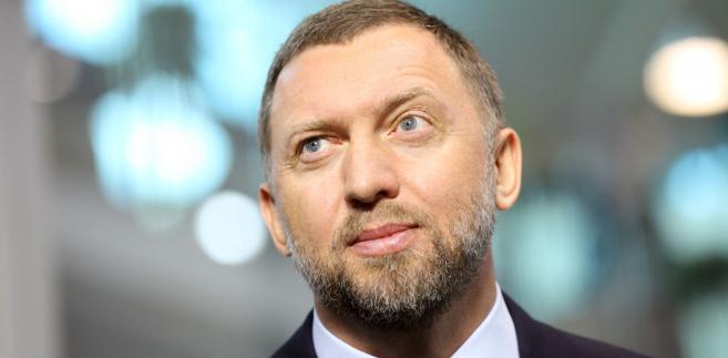 "Oleg Deripaska, rosyjski ""Król aluminium""."