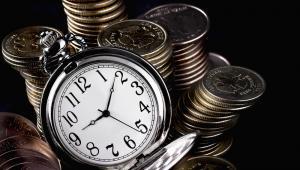 zegarek, pieniądze