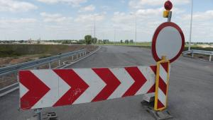 Autostrada - zakaz wjazdu. Awaria
