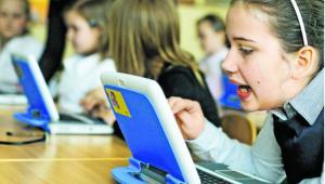 Program obejmuje ok. 400 szkół podstawowych ze wszystkich województw Andrzej Grygiel/PAP